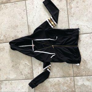 Juice couture zip-up jacket